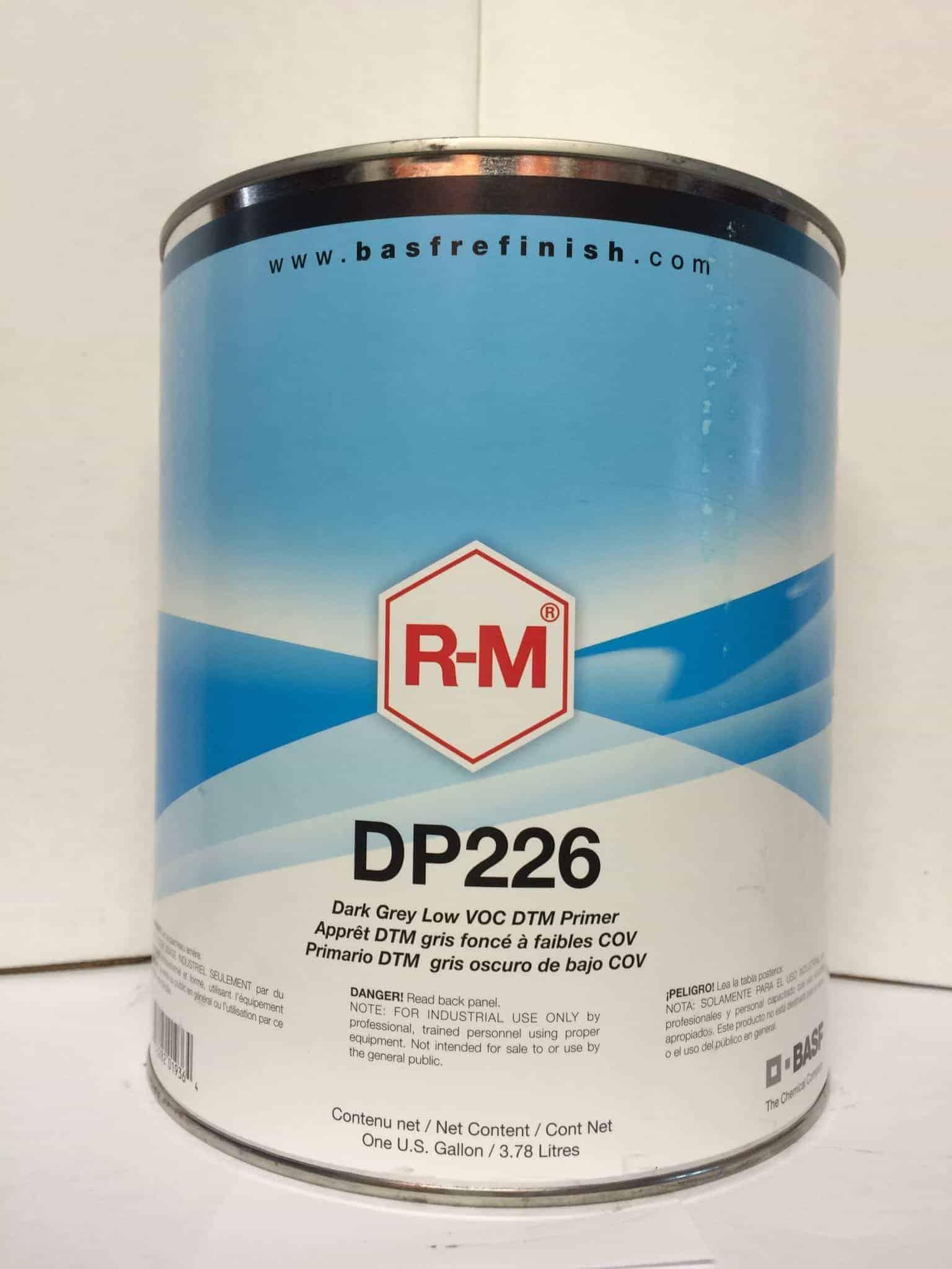 RM-BASF 4L HIGH BUILD PRIMER DP226 - Central Alberta Paint ...